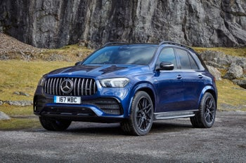 Picture of Mercedes-Benz GLE