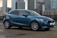 Mazda 2 static