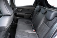 Toyota Yaris Back Car Seats