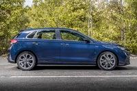 Hyundai i30 side profile