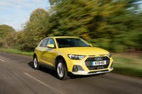 Audi A1 Citycarver Driving Front