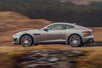 Jaguar F-Type leftside exterior
