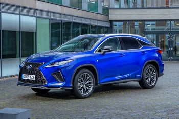 Picture of Lexus RX