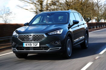 Picture of SEAT Tarraco
