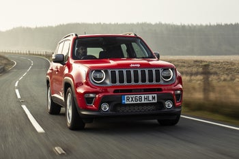 Picture of Jeep Renegade