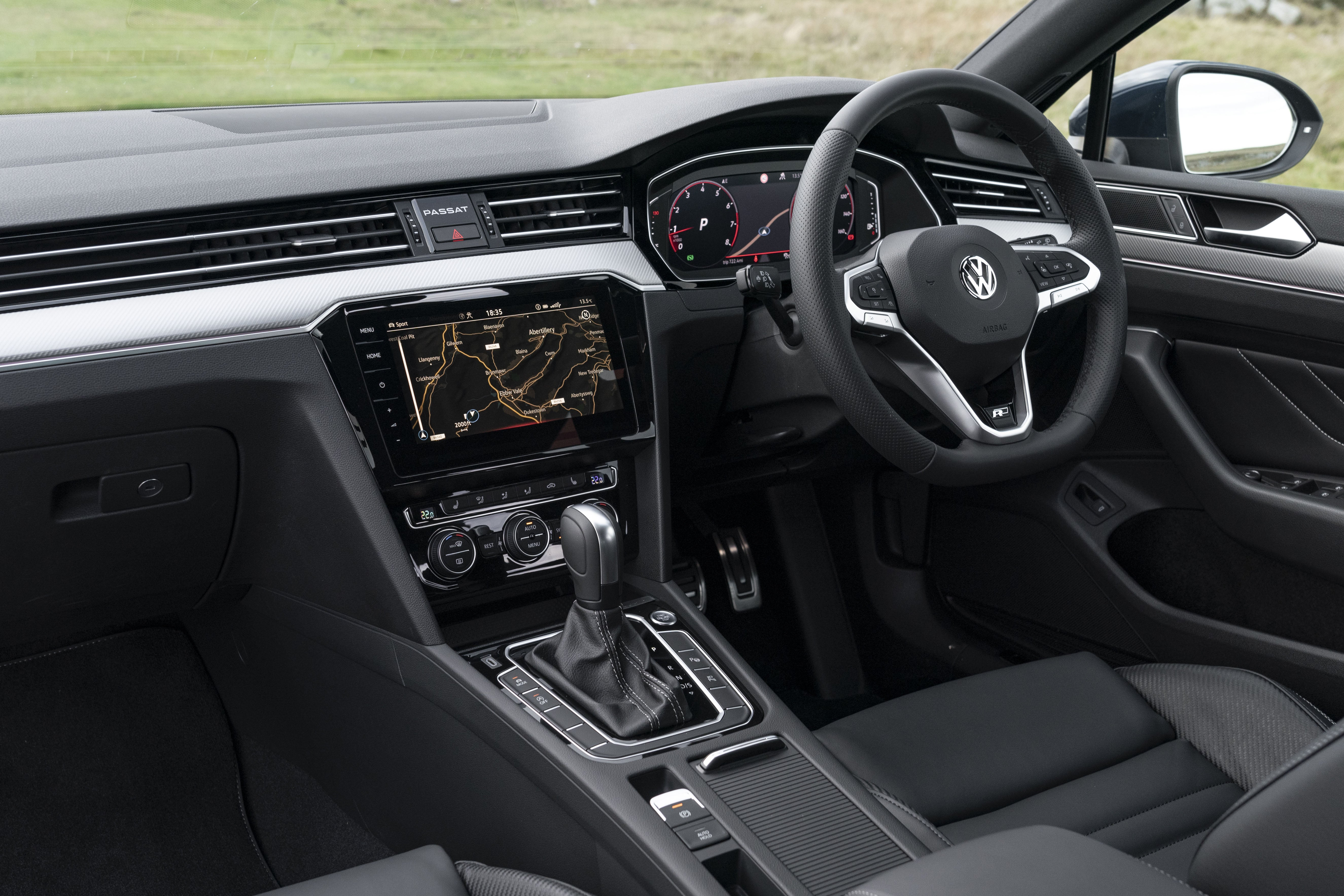 Volkswagen Passat Estate Front Interior