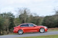 BMW M3 Driving Side