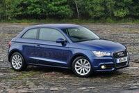 Audi A1 Exterior Side
