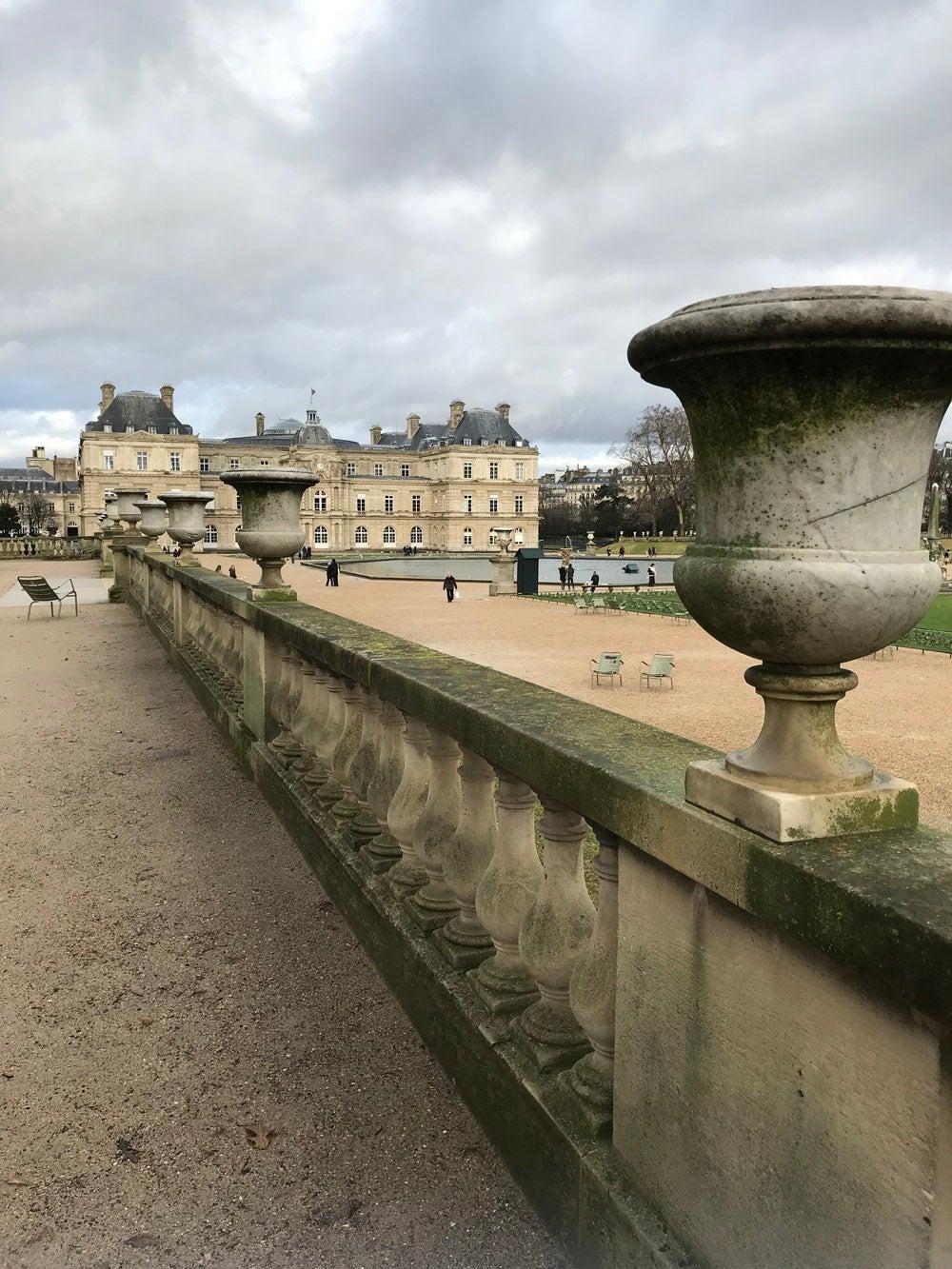 The Jardin du Luxembourg