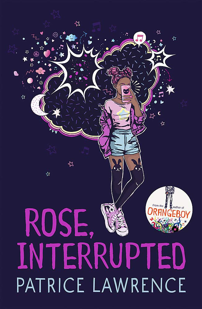 Book cover for Rose, Interrupted
