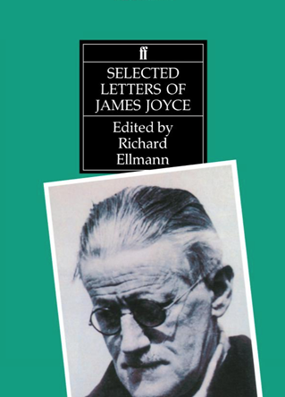 Book cover for Selected Letters of James Joyce (1909)