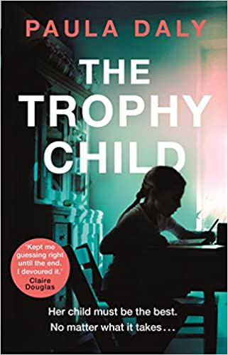 Book cover for The Trophy Child