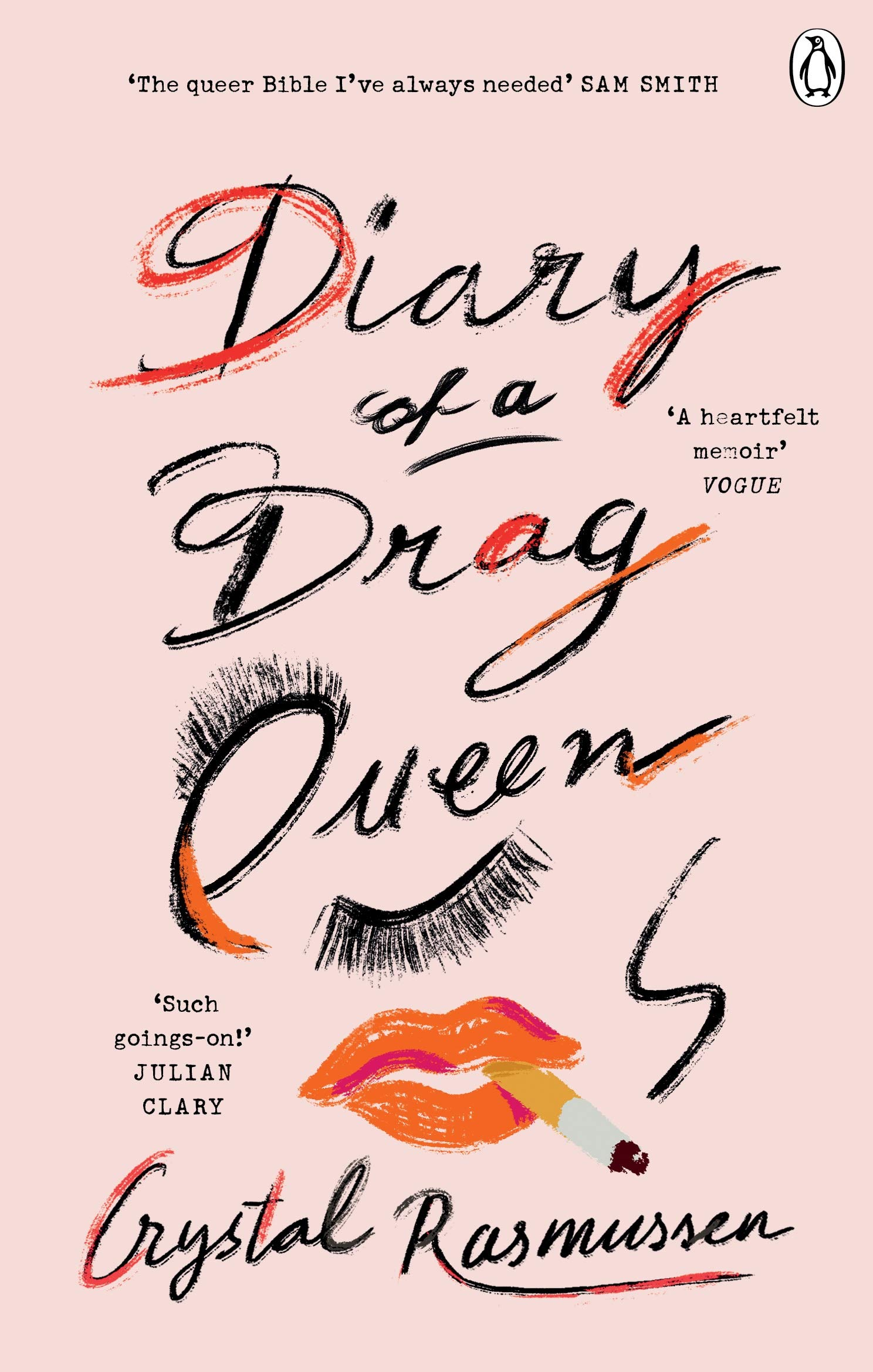 Book cover for Diary of a Drag Queen