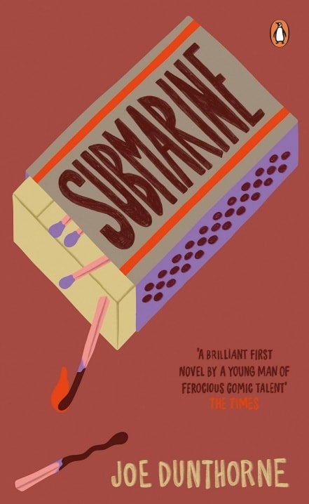 Book cover for Submarine