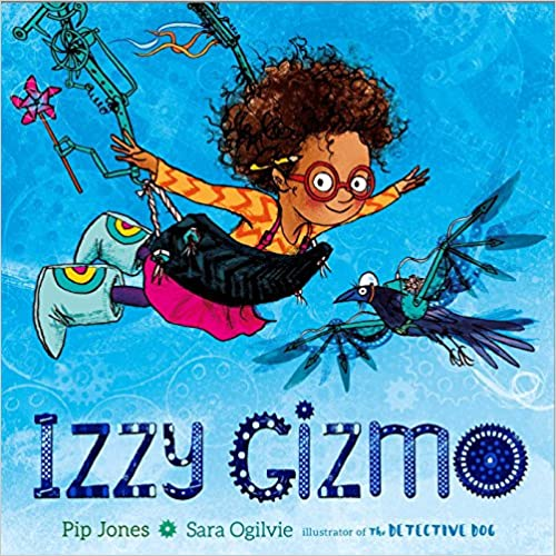 Book cover for Izzy Gizmo