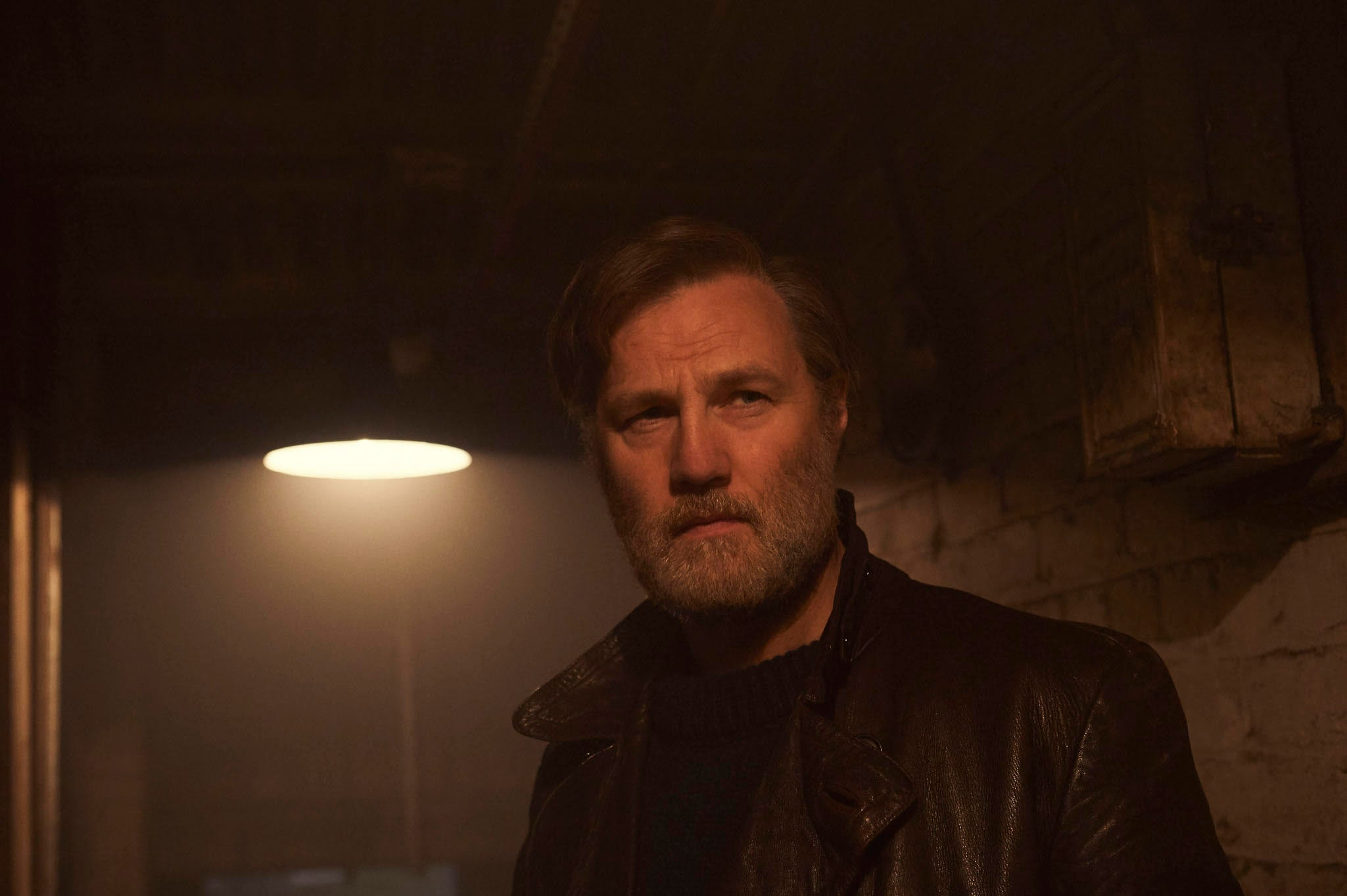 David Morrissey in The City & The City