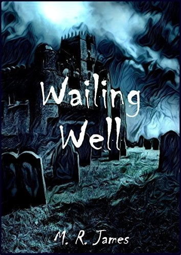 Book cover for Wailing Well