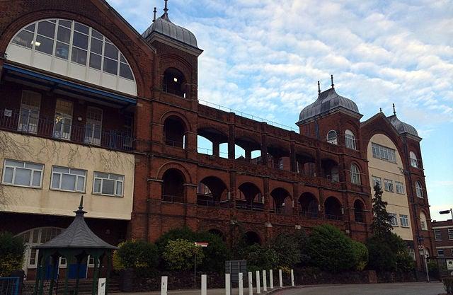 Image of Whipps Cross Hospital in London