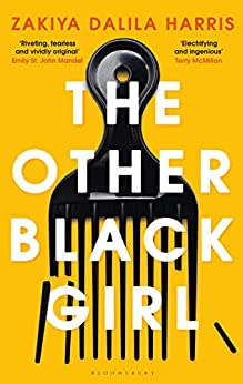 Book cover for The Other Black Girl