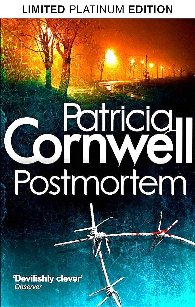 Book cover for Postmortem