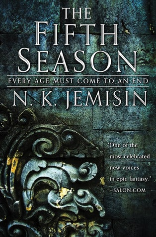 Book cover for The Fifth Season