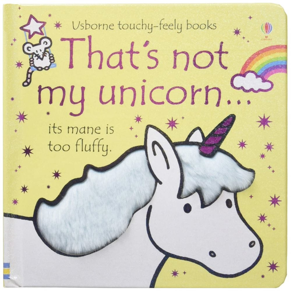 Book cover for That's Not my Unicorn