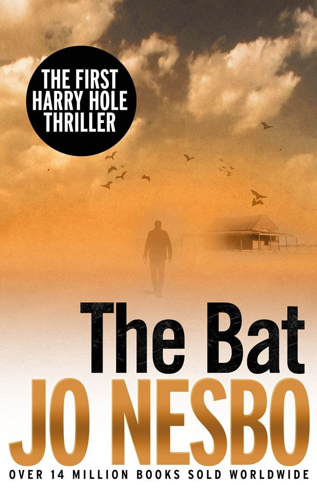 Book cover for The Bat