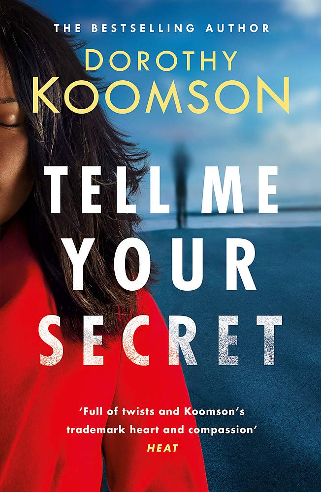 Book cover for Tell Me Your Secret