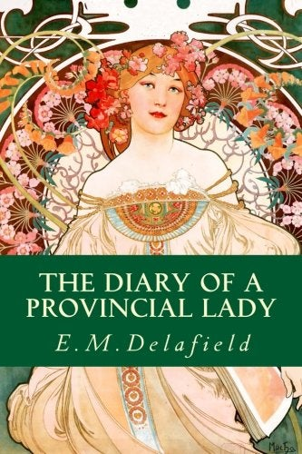 Book cover for The Diary of a Provincial Lady