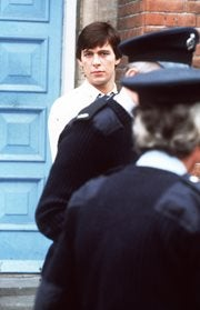 Young Jeremy Bamber and police