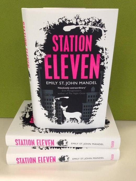 Station Eleven hardback