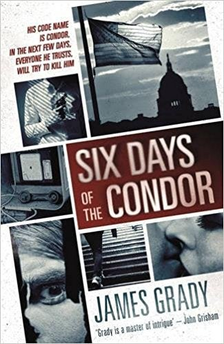 Book cover for Six Days of the Condor