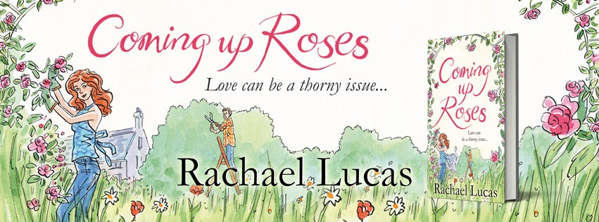 Banner for Coming up Roses by Rachel Lucas