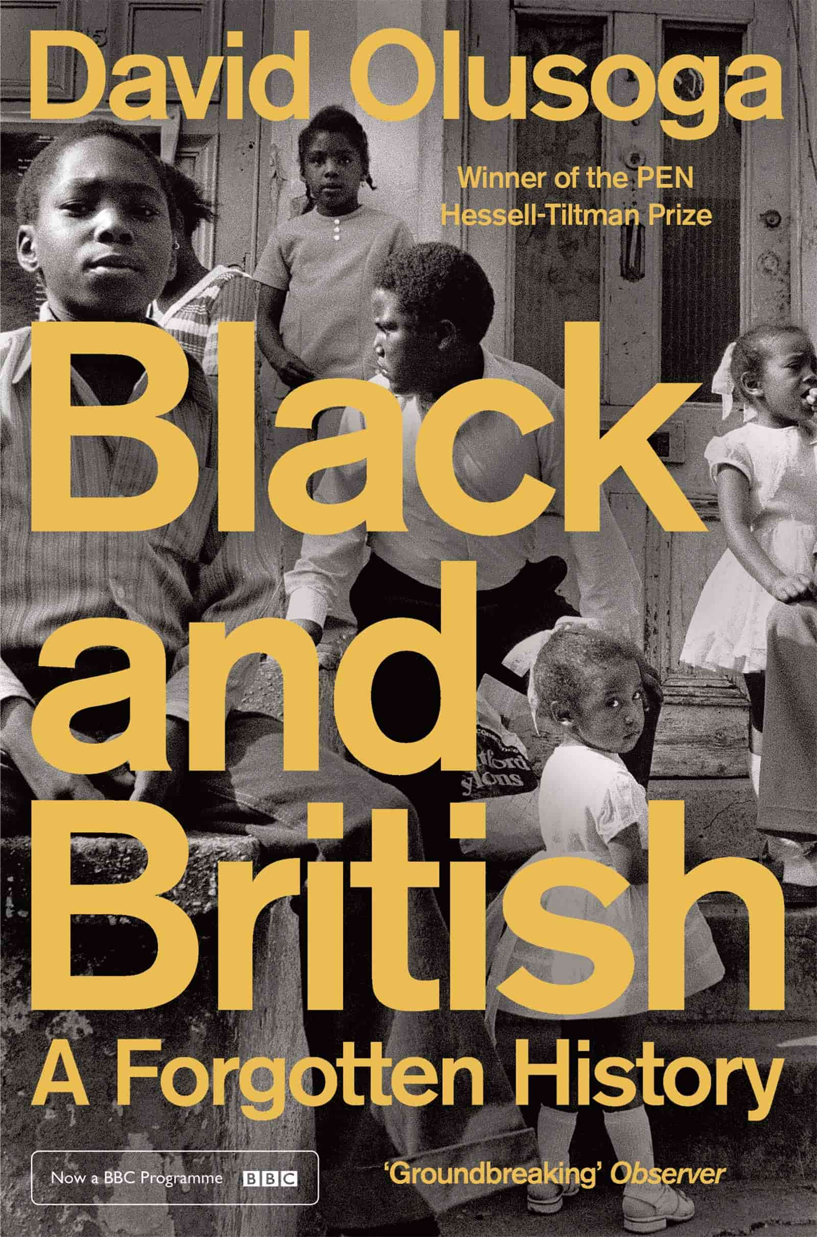 Black and British book