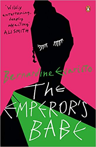 Book cover for The Emperor's Babe