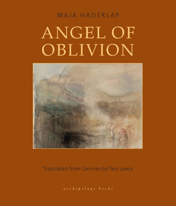Book cover for Angel of Oblivion