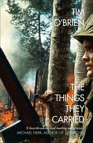 Book cover for The Things They Carried
