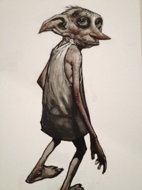Dobby the House Elf
