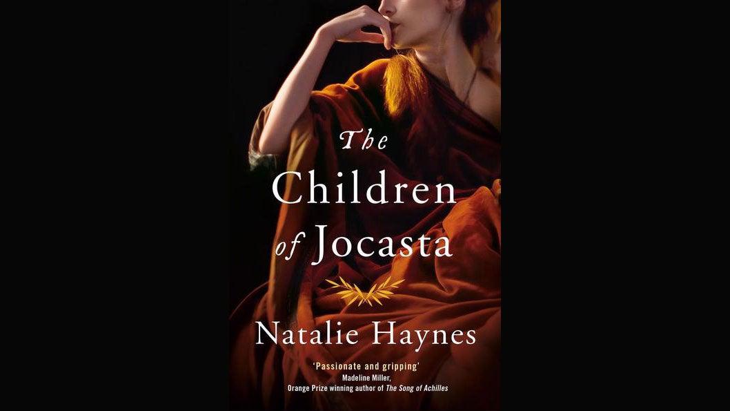 The Children of Jocasta book cover on black background
