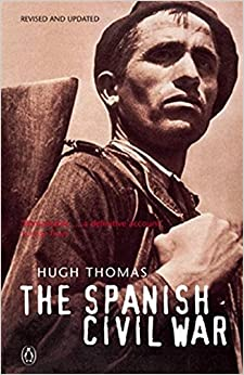 Book cover for The Spanish Civil War