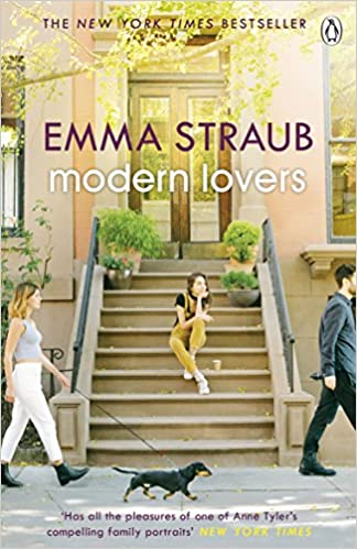 Book cover for Modern Lovers