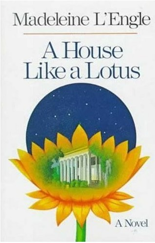 Book cover for A House Like a Lotus (1984)