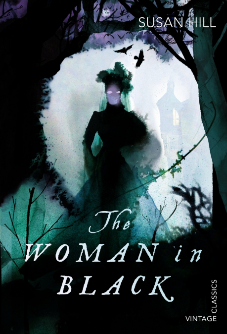 Book cover for The Woman in Black