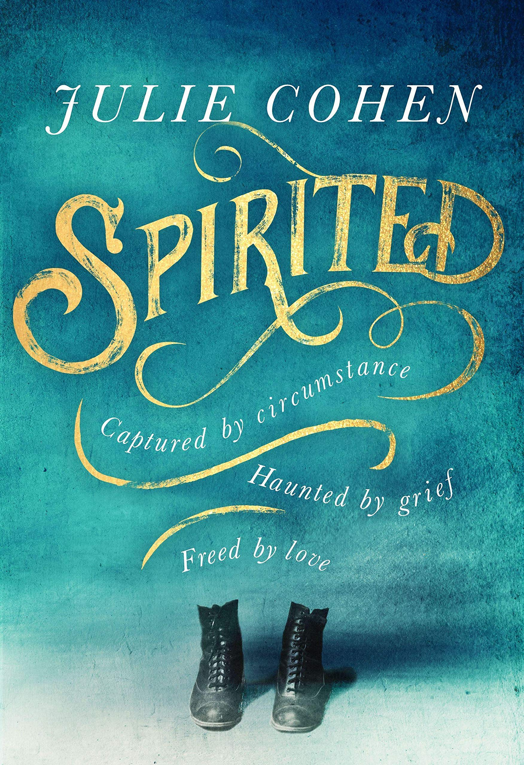 Book cover for Spirited