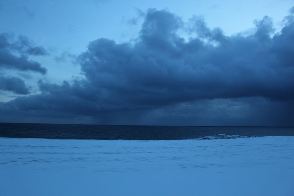 Vardo Barents Sea Towards Russia