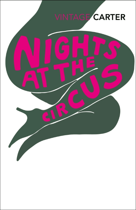 Book cover for Nights at the Circus
