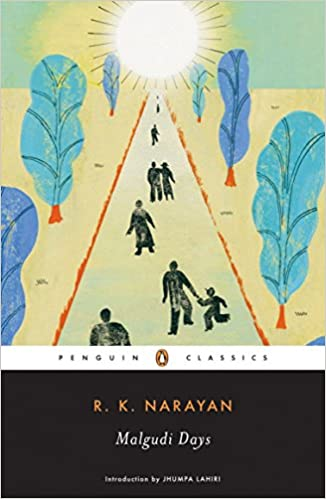 Book cover for Malgudi Days
