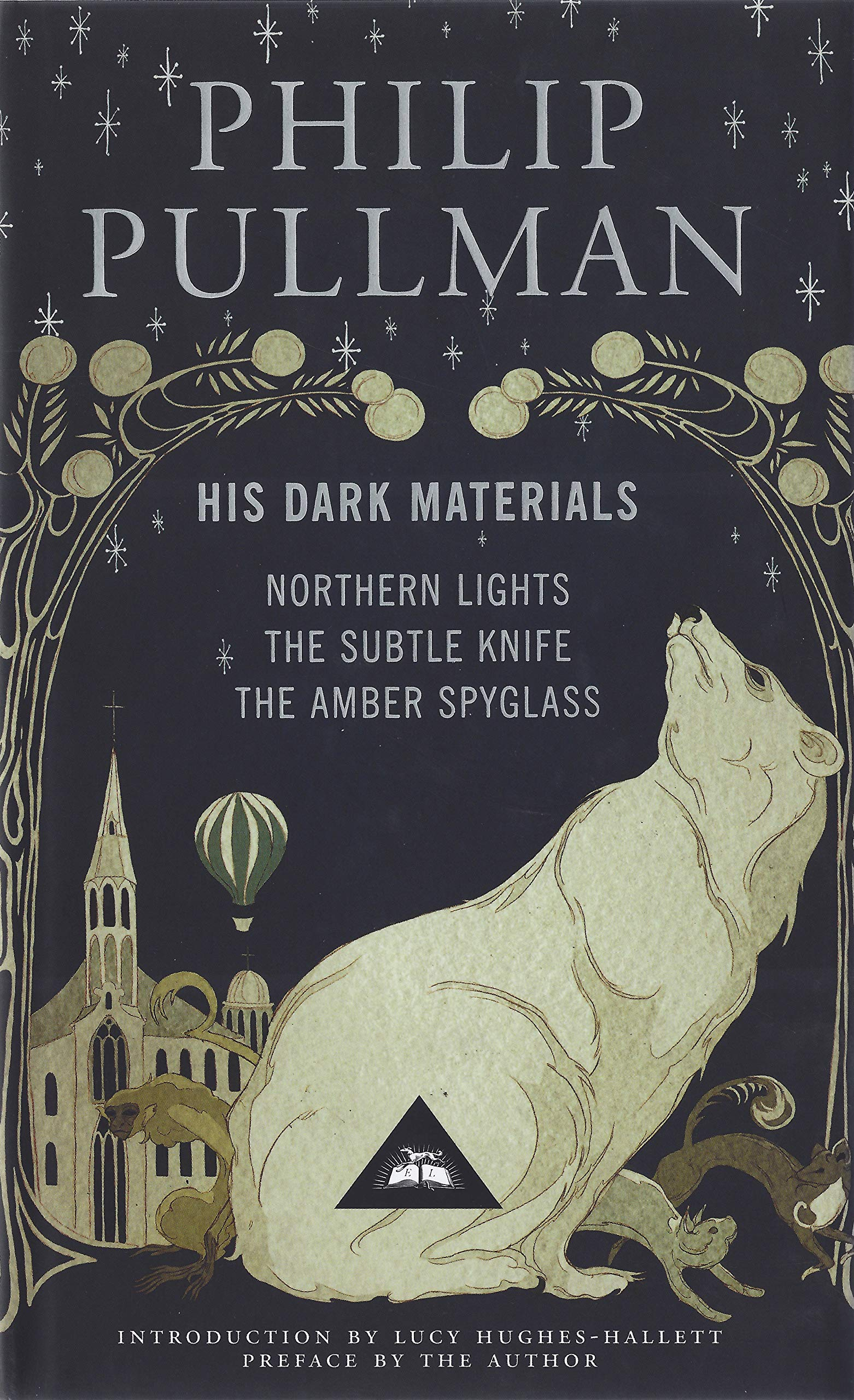 Book cover for His Dark Materials