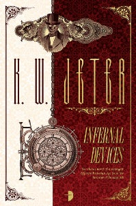 Book cover for Infernal Devices