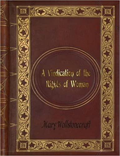Book cover for A Vindication of the Rights of Women